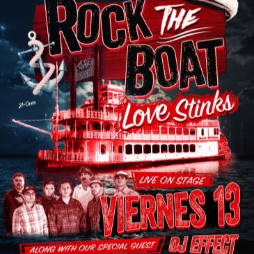 POSTPONED Viernes 13 at ROCK THE BOAT-img